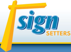 Sign Setters Company | Real Estate Signpost Specialists
